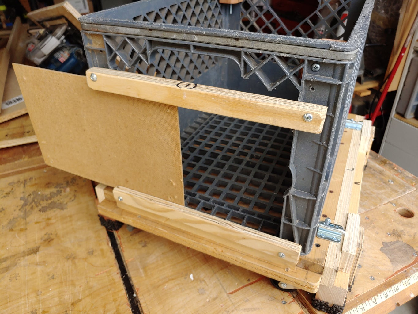 Lower Crate-