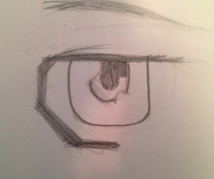 How to Draw Male Manga/Anime Eyes