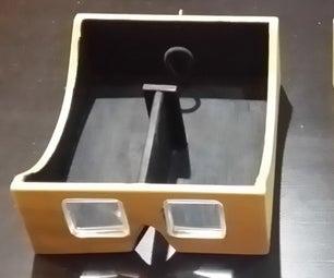 Google Cardboard to Google Wood