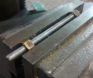 Gripping Threaded Rod