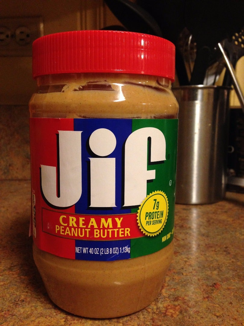 Ingredient 2: the Peanut Butter