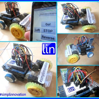 Control DC Motors With Your Smartphone (Perfect for a Robot)