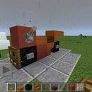 Minecraft Motorbike