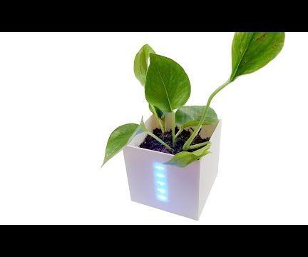 How to Make Smart Flower Pot