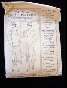 Turn 3 Silk Scarves and 3 Seams Into a 1920s Style Handkerchief Dress