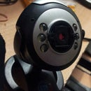 HOW TO TURN ANY WEBCAM INTO A HIGH POWER MICROSCOPE.....