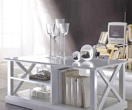 Simple elegant coffee table