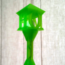 Make a Desktop LED Decoration by 3D Printing