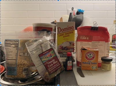 'Everything But the Pantry Cabinet' Cookies