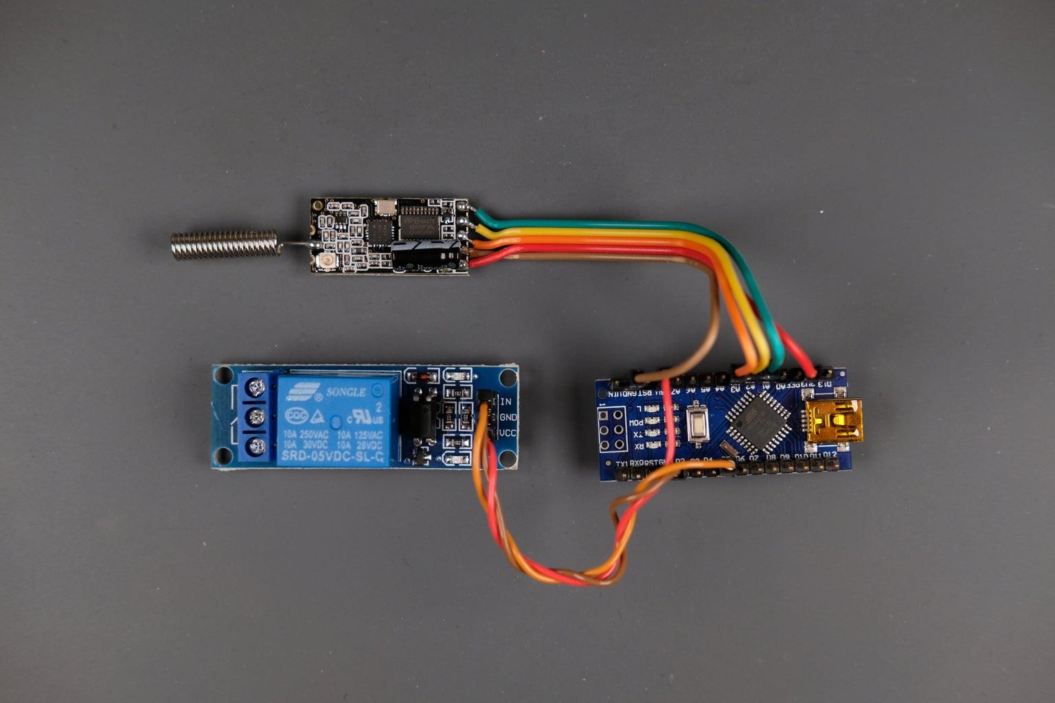 Tutorial 2 - Remote Relay Node