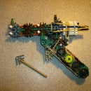 K'nex Ray Gun / Pistol