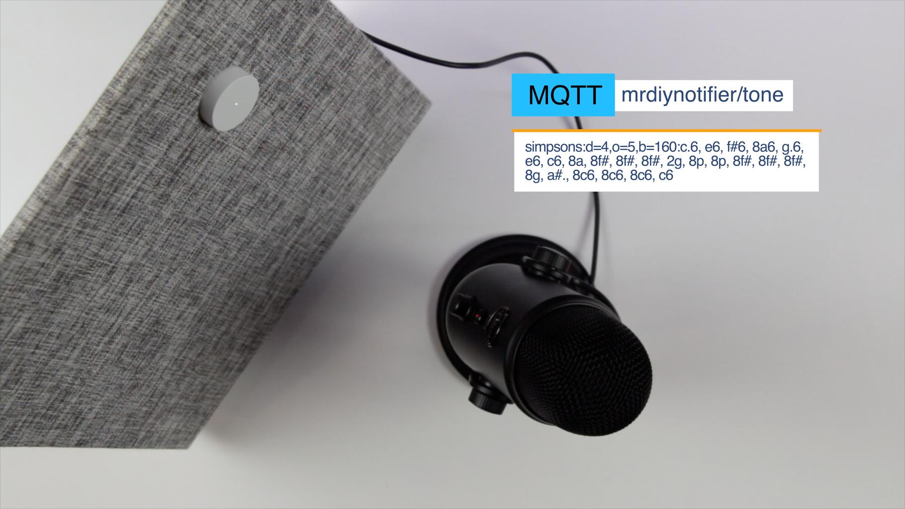 DIY Wifi Audio Notifier for ESP8266: Play MP3, TTS & RTTL (Cloud-free)