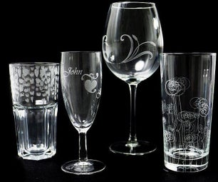 How to Engrave Glass