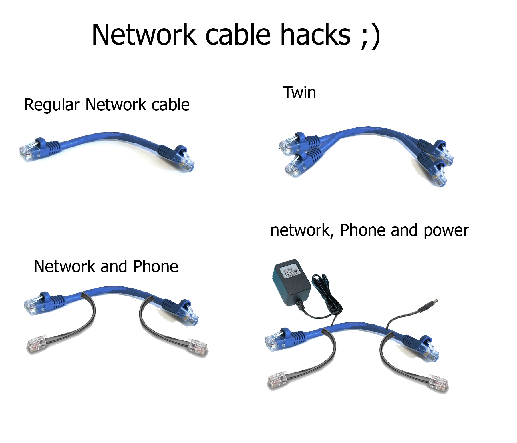 Network Cable hack