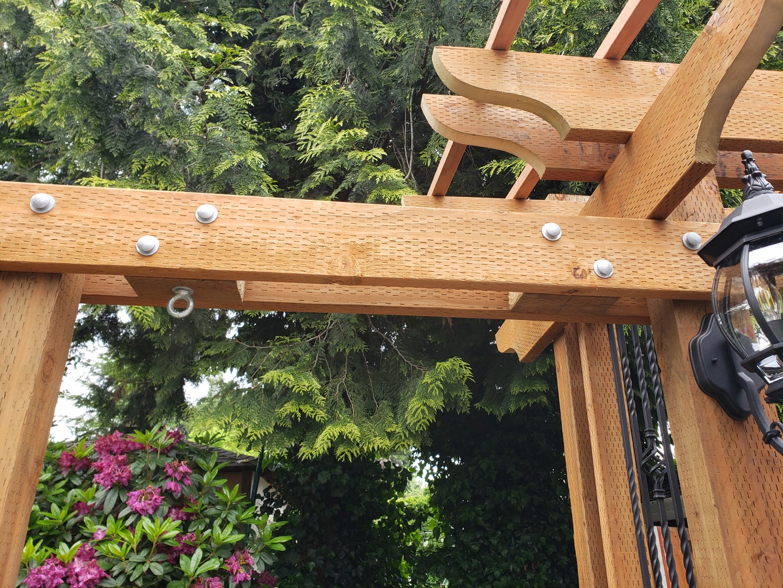 Swing Mounting Block Install Part 2