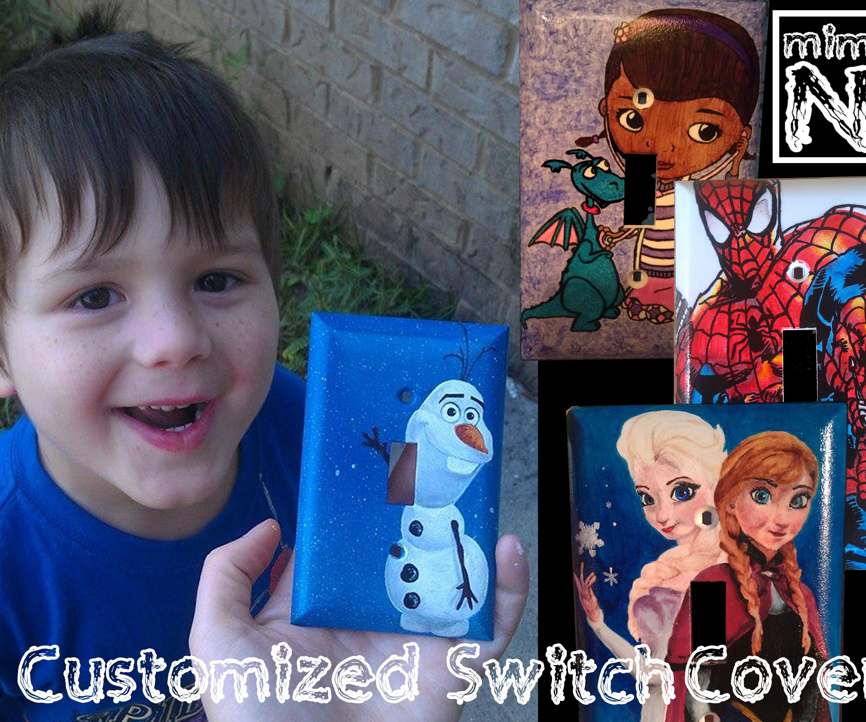 Custom Switch covers