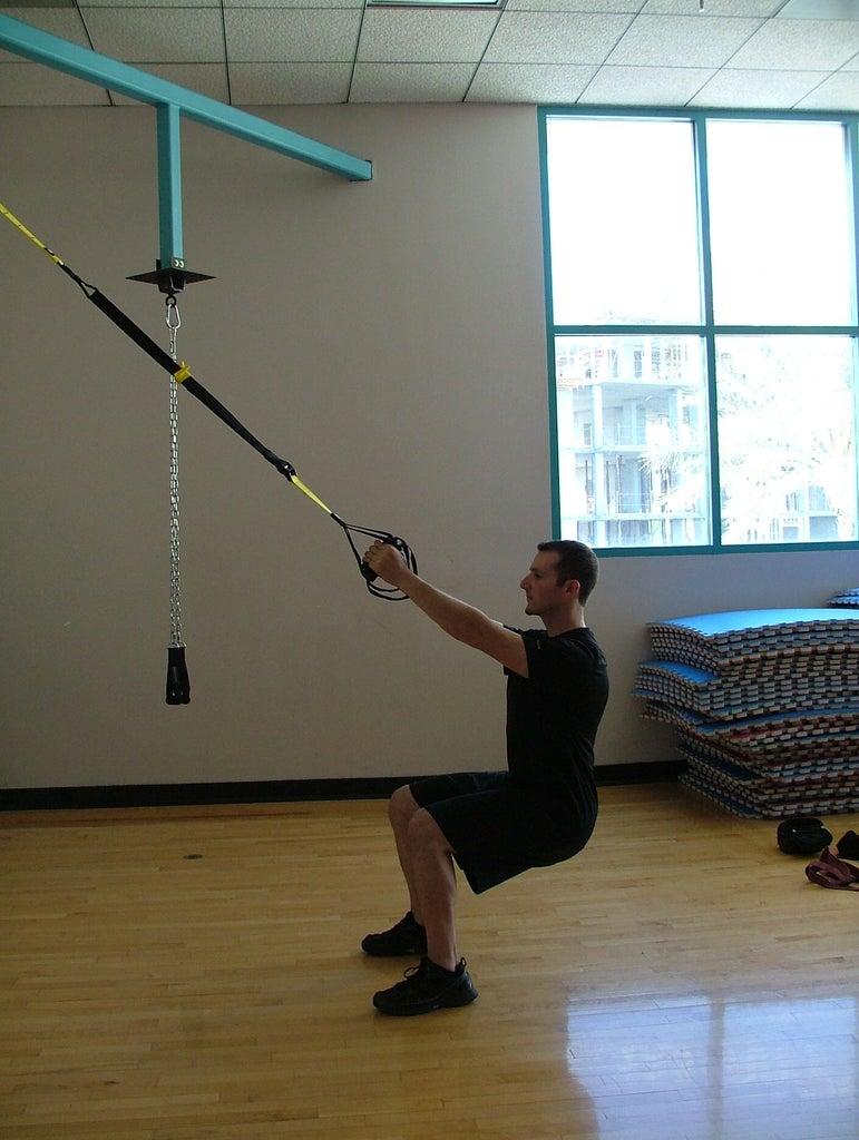 Learn Proper Suspension Exercise Technique.