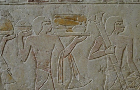 Ancient Egyptian Honey, Nut & Fruit Pi(e)