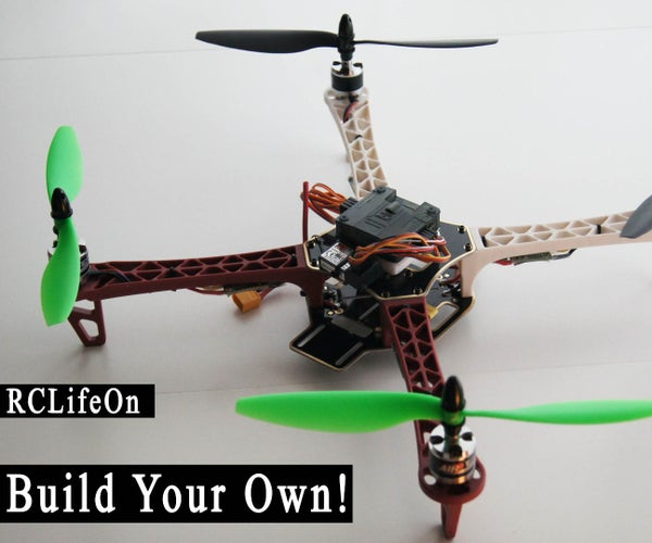 Drone Made Easy