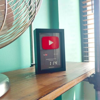 YouTube Subscriber Counter (Under 10K)