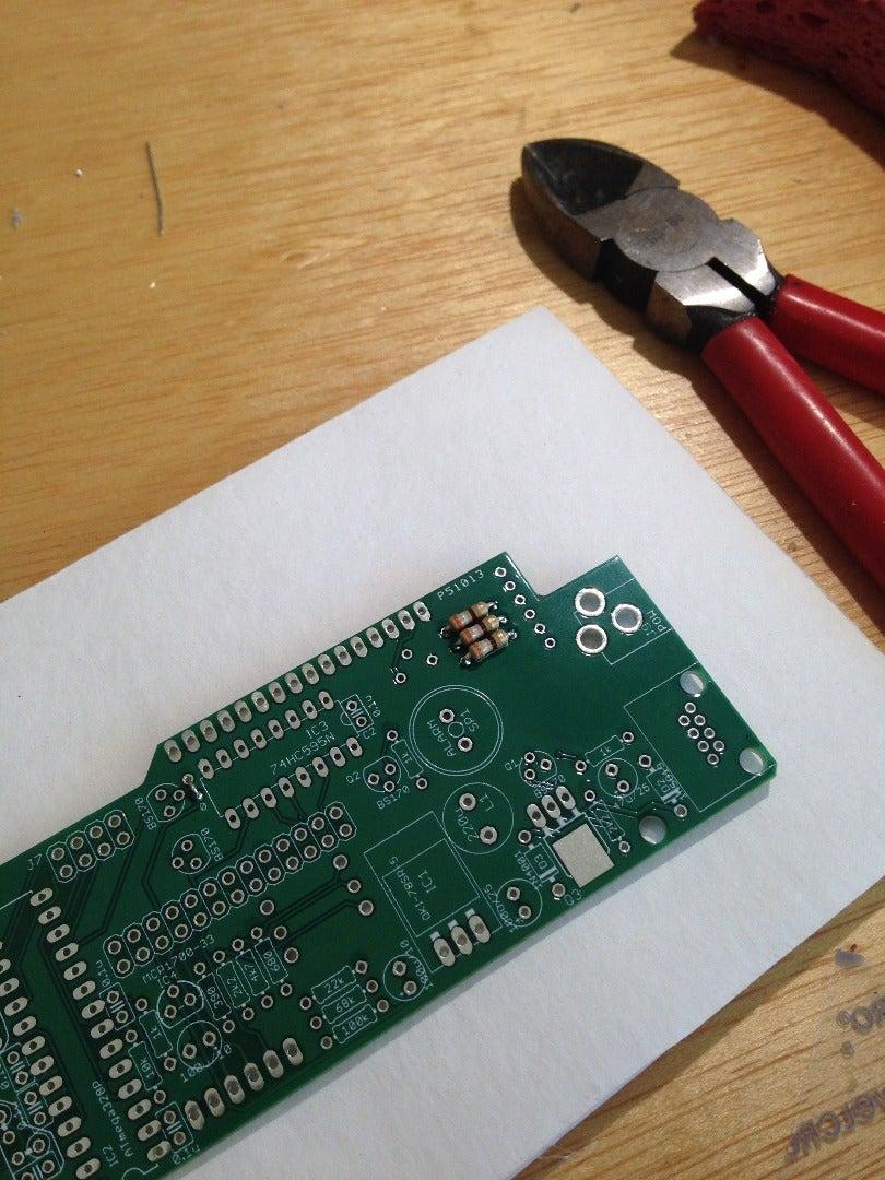 Assemble the PCB