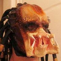 Predator Latex Mask