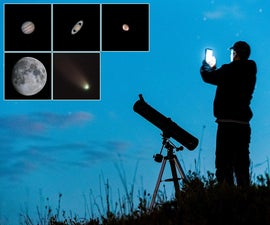 How to Squeeze the Max Out of Entry-level Telescope