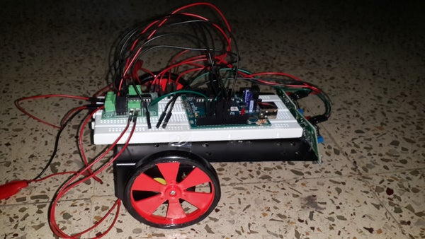 ArduinoLine Following Robot