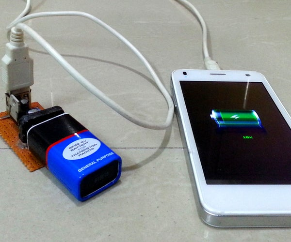 How to Make a Mobile Charger