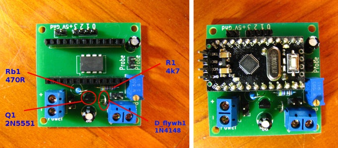The Controller - Assembly - Controller Board