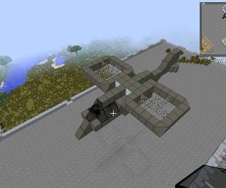 Call of Duty: Advanced Warfare Minecraft Build