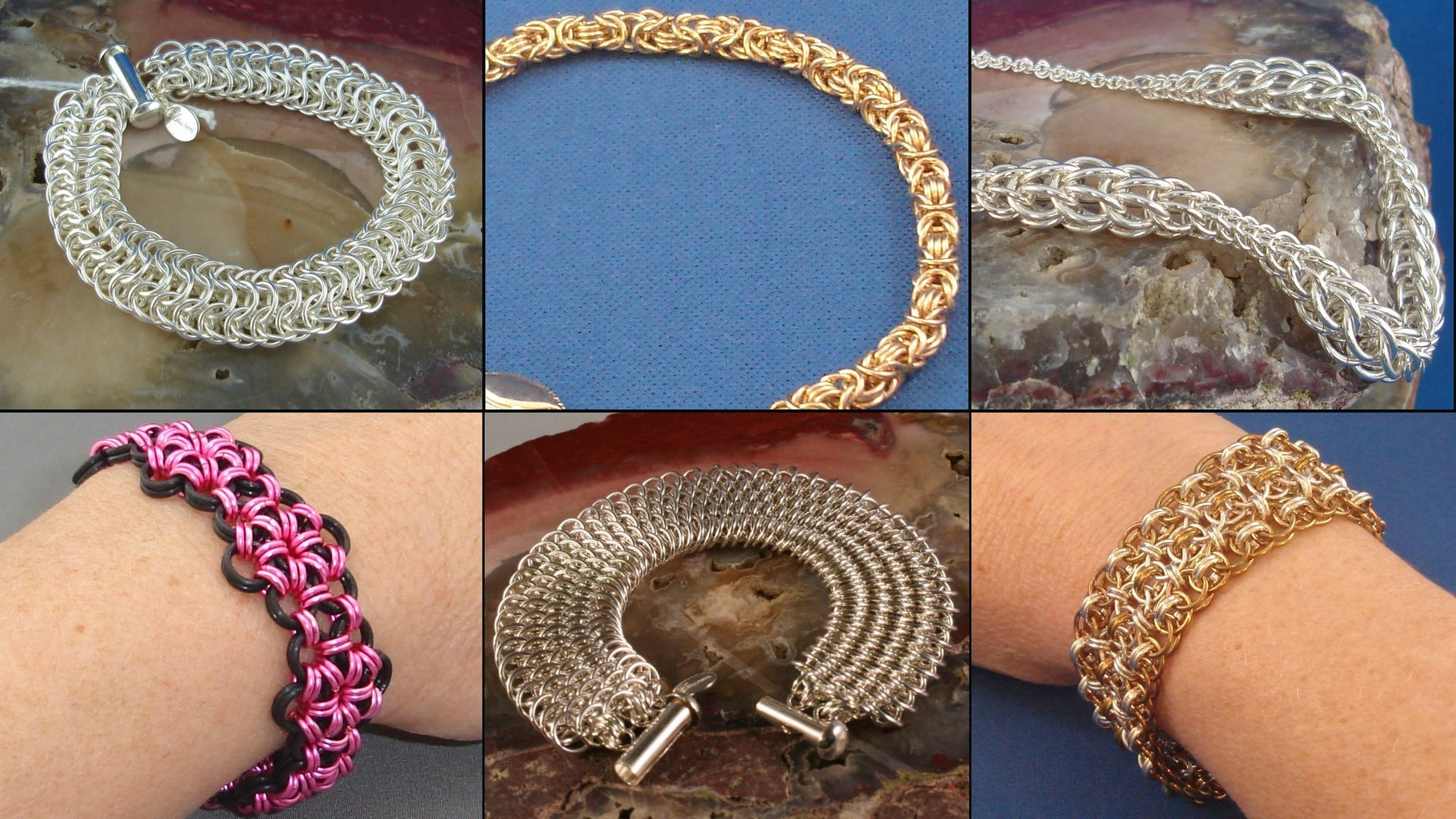 Weaves for Jewelry