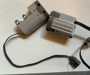如何使用Arduino自主地移动Lego Motors