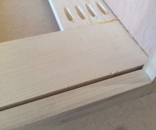 How to Fix Gaps on a Cabinet Face