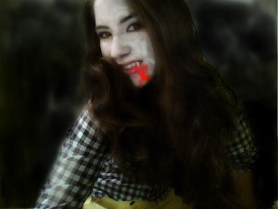 Vampire Look