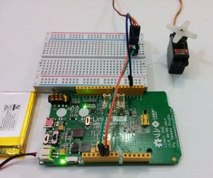 IoT With LinkIt One - Servo