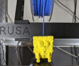 SpongeBob Filament Dust Filter