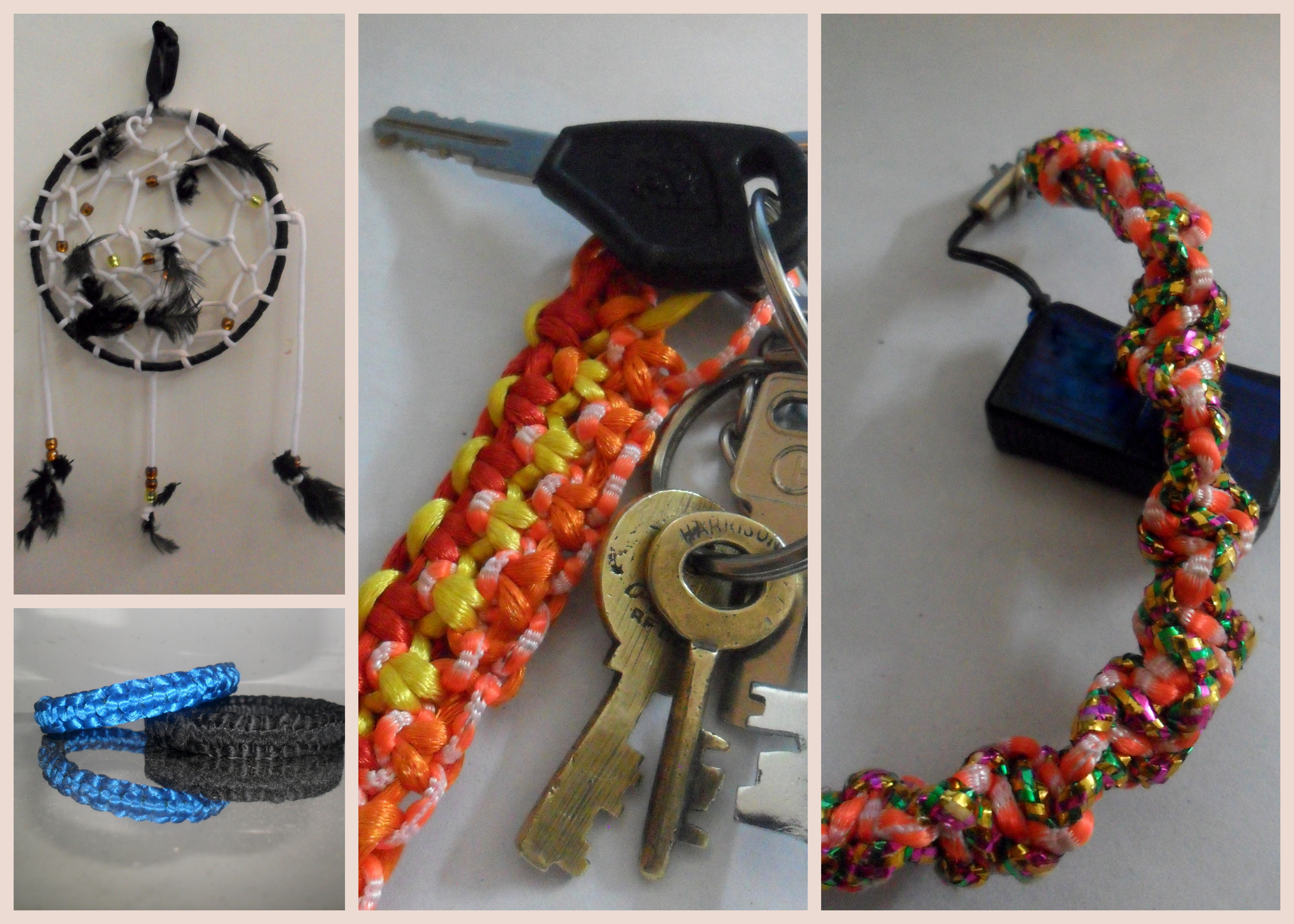 Belts,Bangles and more- Knotting to making!
