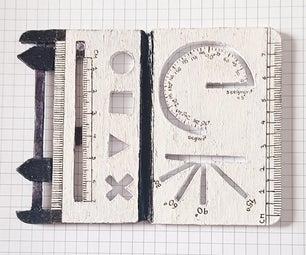 Metriscale:几何盒的现代重新打造版