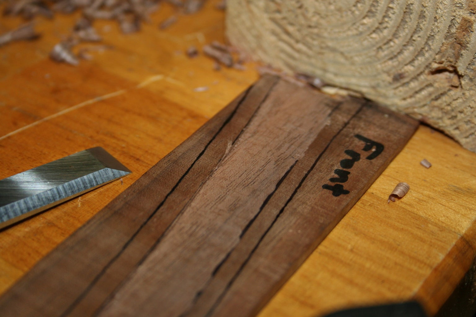 Start Carving
