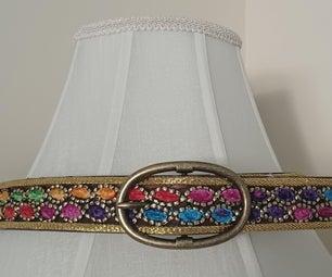 Rainbow Fashion Belt