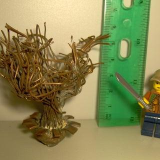 Aluminum Wire Tree