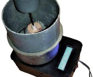 Electric Epoxy Mixer