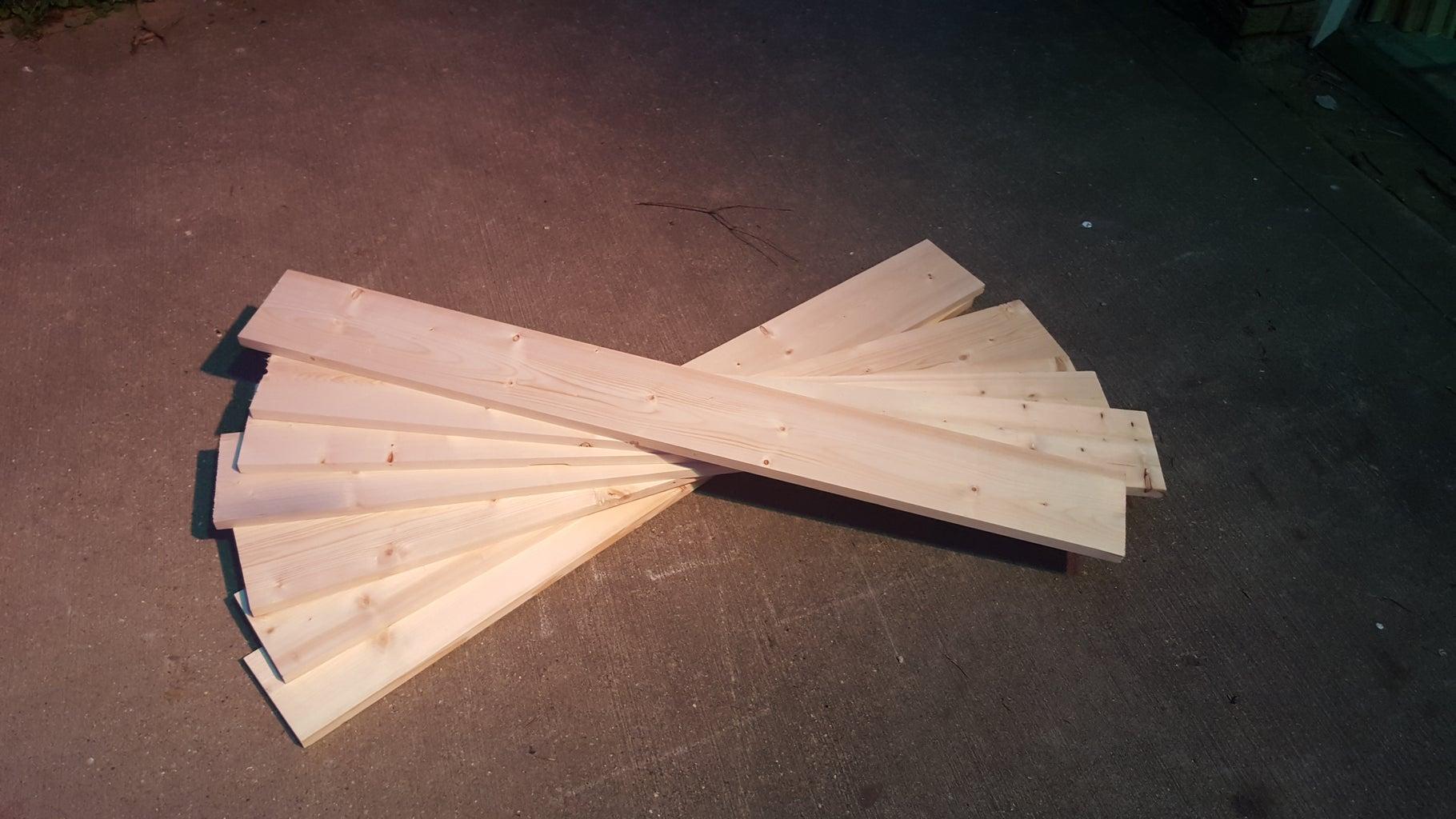 Got Wood...