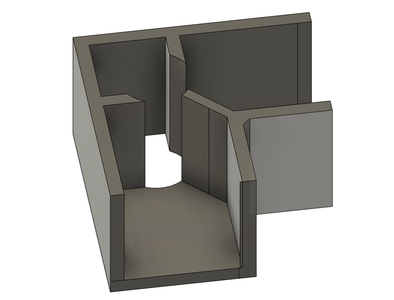 Prepare 3D Models: Shelves.