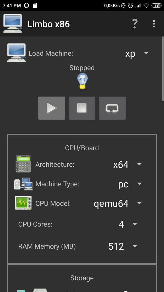 Making and Configure the Virtual Machine