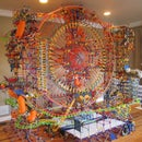 K'nex Ball Machine: Rujebime (Pictures)
