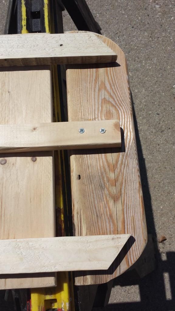 Pallet Wood Top