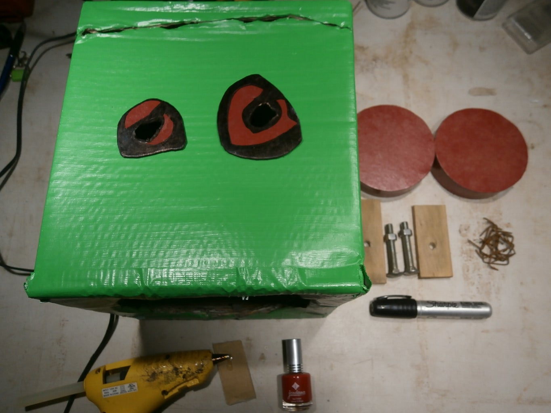 Face; Eyes
