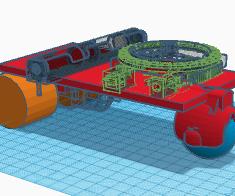 如何3D打印机器人
